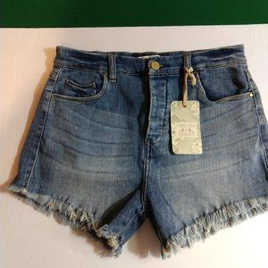 Chelsea & Violet Jean Shorts - 27 - NWT
